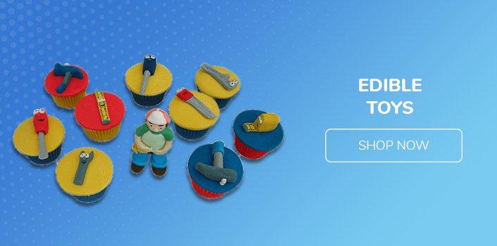 Edible Toys