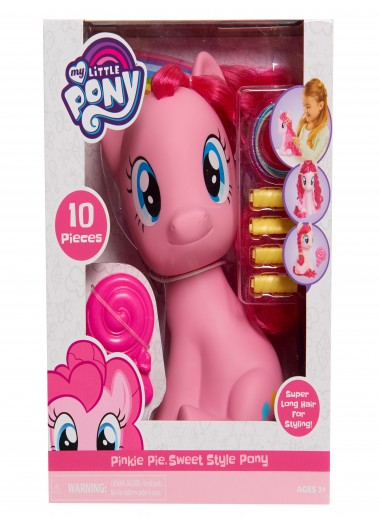 My Little Pony Styling Head - Pinkie Pie