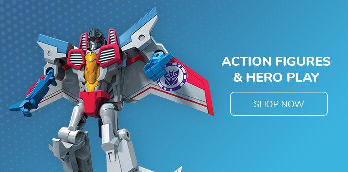 Action Figures & hero play