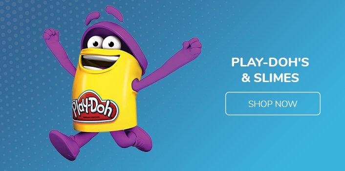Play-Doh's & Slimes