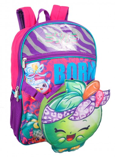 Shopkins  Backpack with Lunchbox